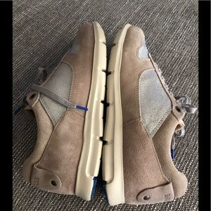 Birkenstock Shoes - BIRKENSTOCK Sz L9 M7 Cin. Suede Leather Sneaker